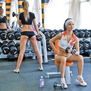 Фитнес-клубы Туринска