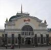 Железнодорожные вокзалы в Туринске