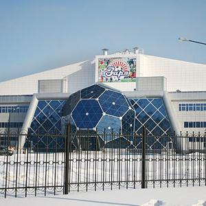 Спортивные комплексы Туринска