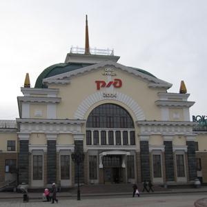 Железнодорожные вокзалы Туринска